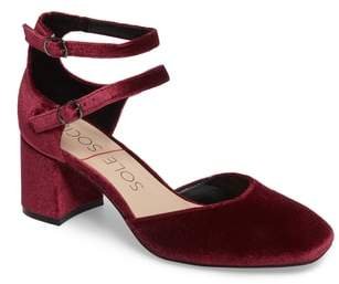 Sole Society Selby Double Strap Pump