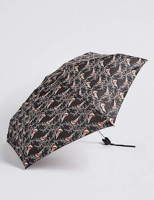 Marks and Spencer Printed Umbrella with StormwearTM