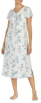 Aria Floral Ballet Nightgown