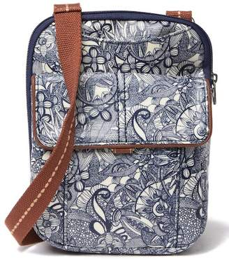 Sakroots Artist Circle Messenger Bag