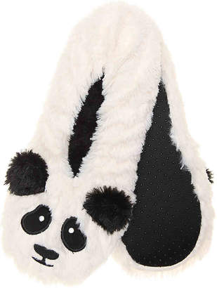 Mix No. 6 Panda Slipper Socks - Women's