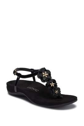 Vionic Paulie Floral Embellished Sandal
