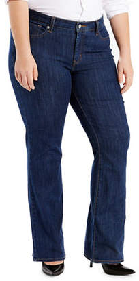 Levi's Plus Relaxed Bootcut Fit Jeans
