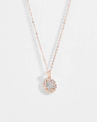 Ted Baker HEPELLE Heart and star pendant