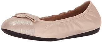 Geox Women's W Lola 2 Fit 4 Ballet Flat