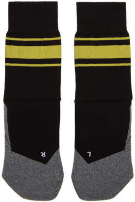 Falke District Vision Black and Yellow Edition Sindo Socks