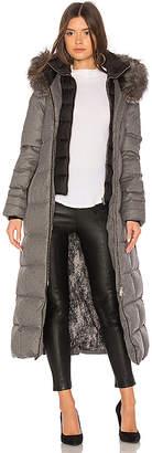 Soia & Kyo Mariana Long Puffer Coat