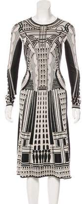 Temperley London A-Line Midi Dress w/ Tags