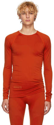 Asics Kiko Kostadinov Red Edition Seamless Kiko T-Shirt