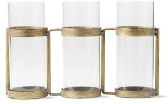 TAG Bradbury 3-Part Glass Tealight Holder