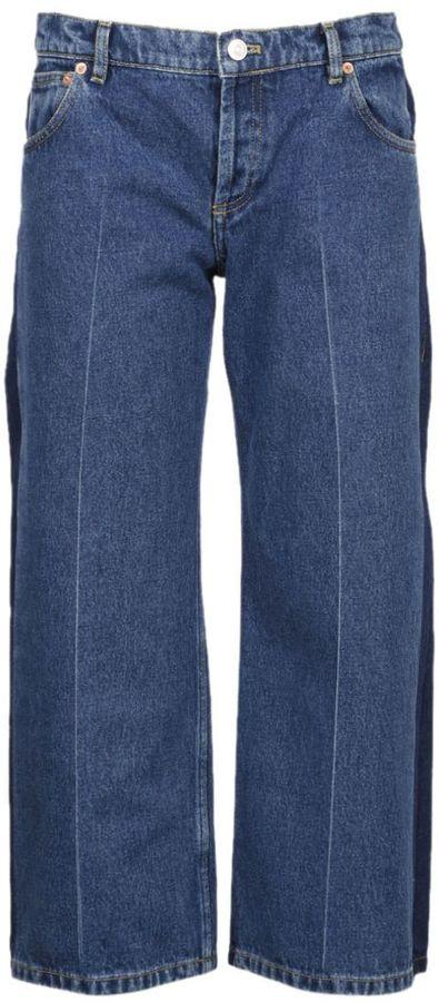Balenciaga Balenciaga Straight-leg Jeans