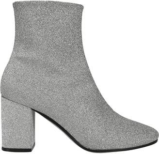 Balenciaga Side Zip Ankle Boots