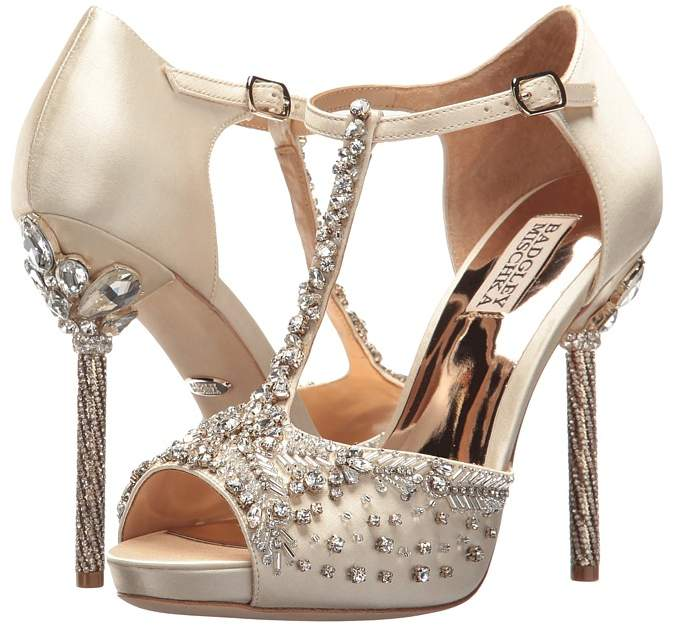 Badgley Mischka - Stacey High Heels