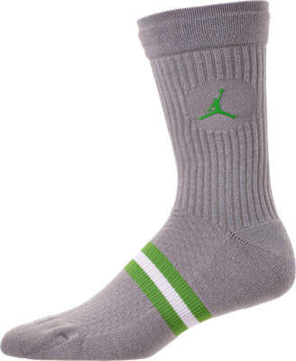 Nike Men's Air Jordan Legacy Retro 3 Crew Socks