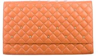 Thomas Wylde Another World Quilted Clutch