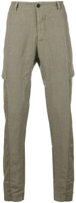 Transit side pocket casual trousers