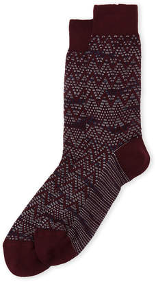 Missoni Subtle Zigzag Socks