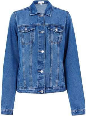 10daba38426 Dorothy Perkins Womens   Tall Midwash Blue Denim Jacket