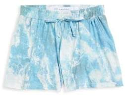 Sol Angeles Little Girl's and Girl's Printed Shorts
