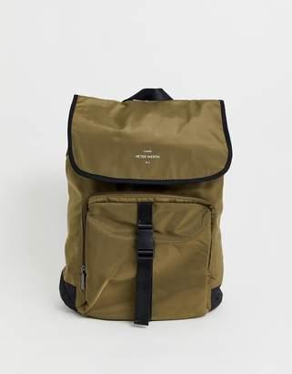 Peter Werth Nason Nylon Backpack
