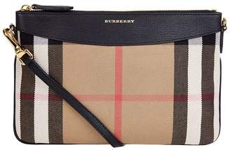 Burberry Peyton Cross Body Clutch