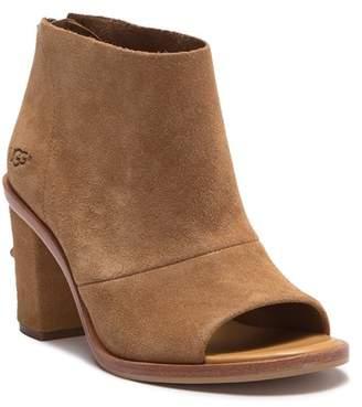 UGG Ginger Block Heel Bootie