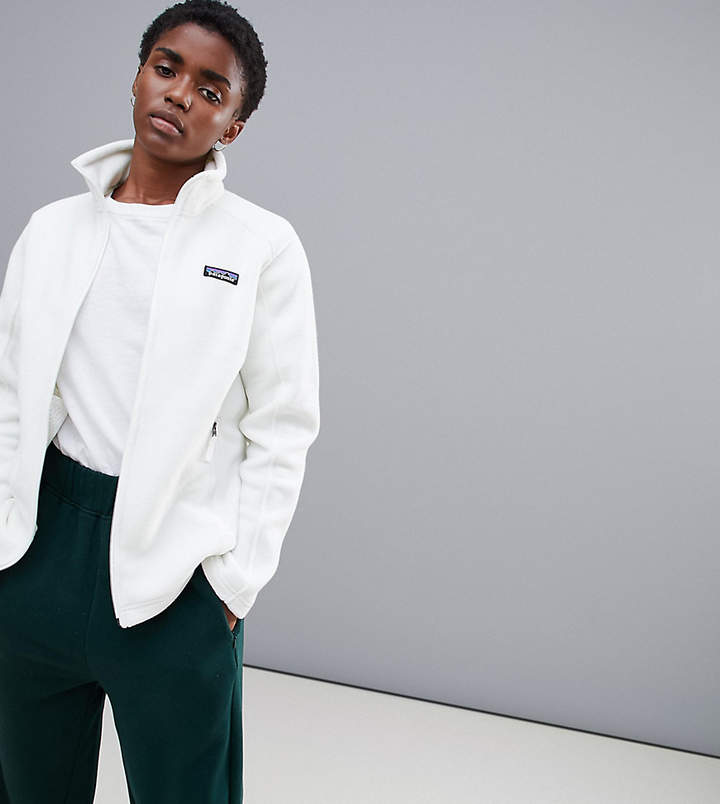 Classic Synchilla Jacket in White