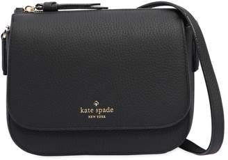 Kate Spade Bari Grained Leather Shoulder Bag
