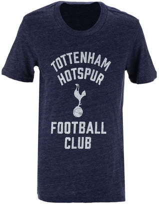 Tottenham Hotspur Outerstuff' Fc Club Team Traditional Graphic Tri-blend T-Shirt, Big Boys