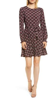 MICHAEL Michael Kors Chandler Fit & Flare Dress