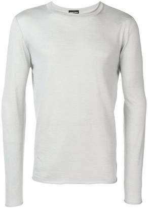 Giorgio Armani knitted sweatshirt
