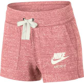 Nike Women's Gym Vintage Drawstring Shorts