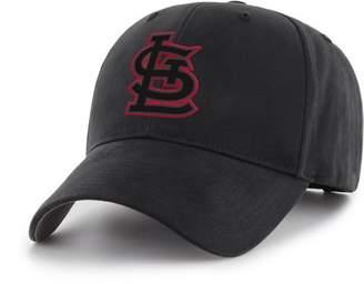 St. Louis Cardinals MLB Black Mass Basic Adjustable Cap/Hat by Fan Favorite