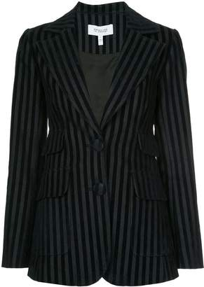 Derek Lam 10 Crosby striped fitted blazer