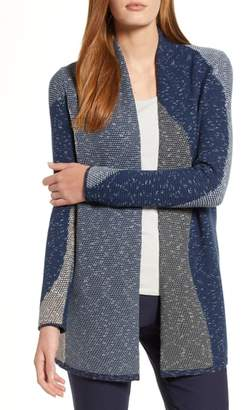 Nic+Zoe Out Of Office Colorblock Cardigan