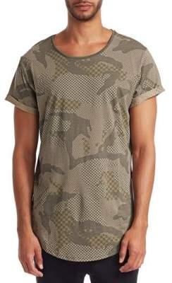 G Star Vontoni Camo T-Shirt