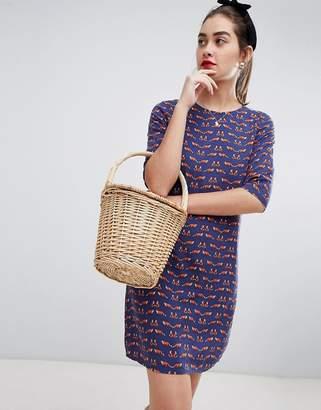 Sugarhill Boutique Alison Foxy Tunic Dress