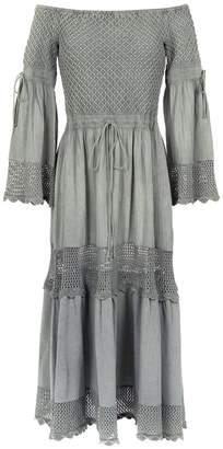 Cecilia Prado Martina panelled dress