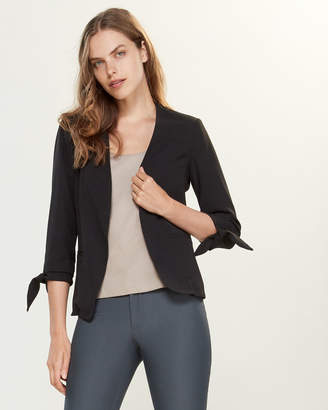 Premise Three-Quarter Sleeve Blazer