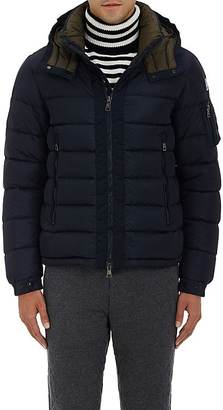 Moncler Men's Down-Quilted Hooded Parka $1,280 thestylecure.com