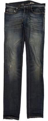 Christian Dior Jake Skinny Jeans