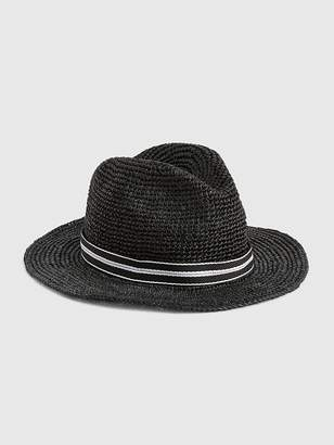 Gap Packable Straw Panama Hat