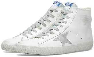 Golden Goose Francy Leather High Sneaker