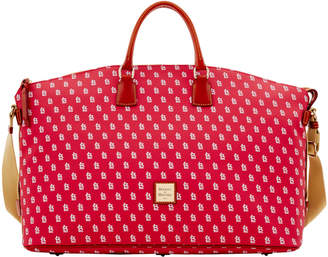 Dooney & Bourke MLB Cardinals Weekender