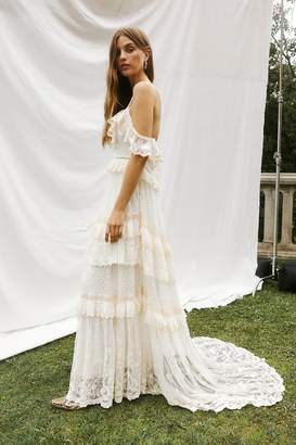 Chloé Spell And The Gypsy Collective Gown