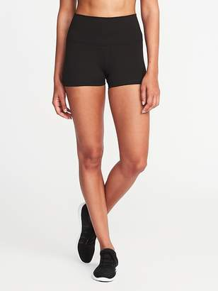 Old Navy Go-Dry Cool Fitted Compression Shorts for Women