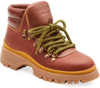 08dddeb16b3 Lace Up Hiker Boots - ShopStyle
