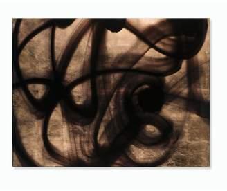 Resource Decor 'Wall Panel-A' Graphic Art Print on Glass