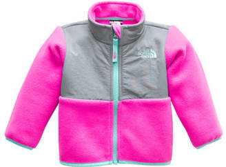The North Face Denali Two-Tone Fleece Jacket, Size 6-24 Months