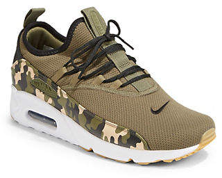 Nike Men's Camouflage Air Max 90 EZ Sneakers